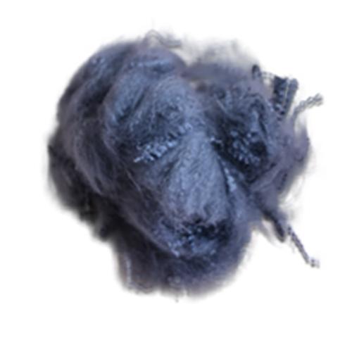 皮毛专用涤纶短纤维