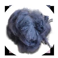 皮毛专用短纤